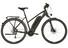 Ortler Luzern Bicicletta elettrica da trekking nero
